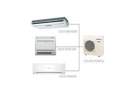 A multi room ducted system from Panasonic that Varcoe offers at a great price